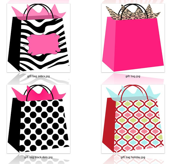 570x549 Bag Clipart Gift Bag