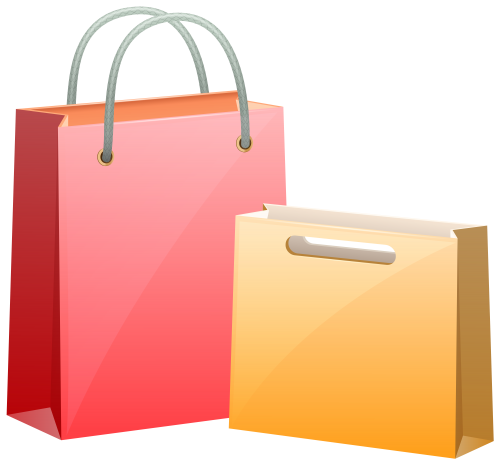 500x469 Gift Bags Png Clip Art
