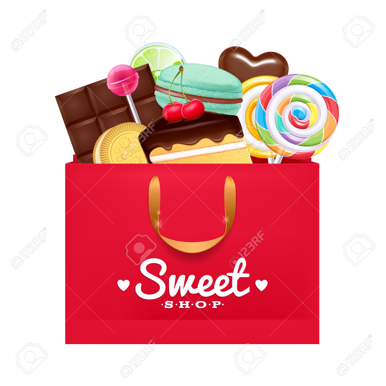 1300x1300 Bag Clipart Candy Bag