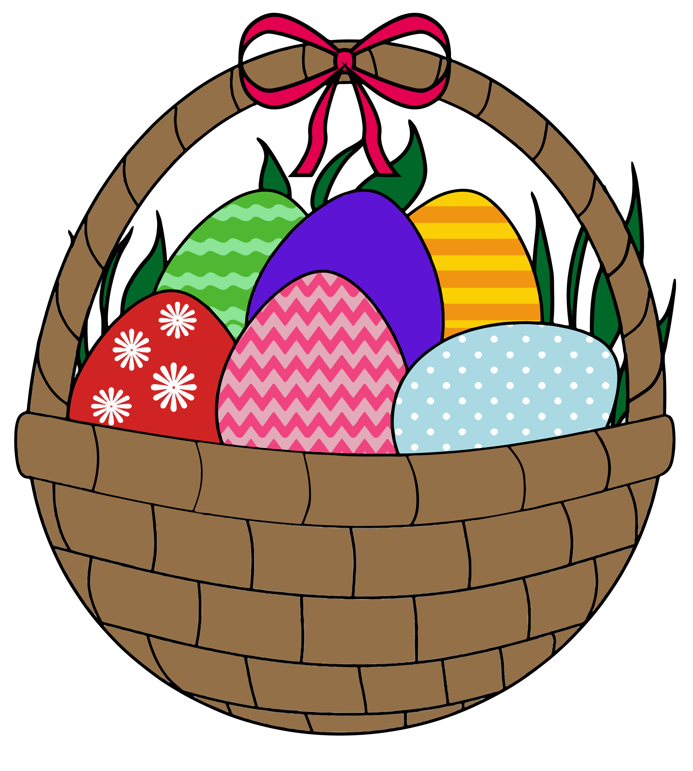 2400x2671 Free Easter Clip Art