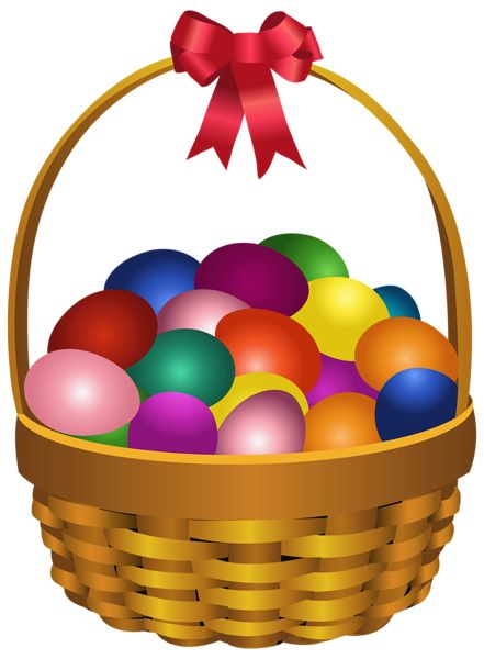 Gift Baskets Clipart