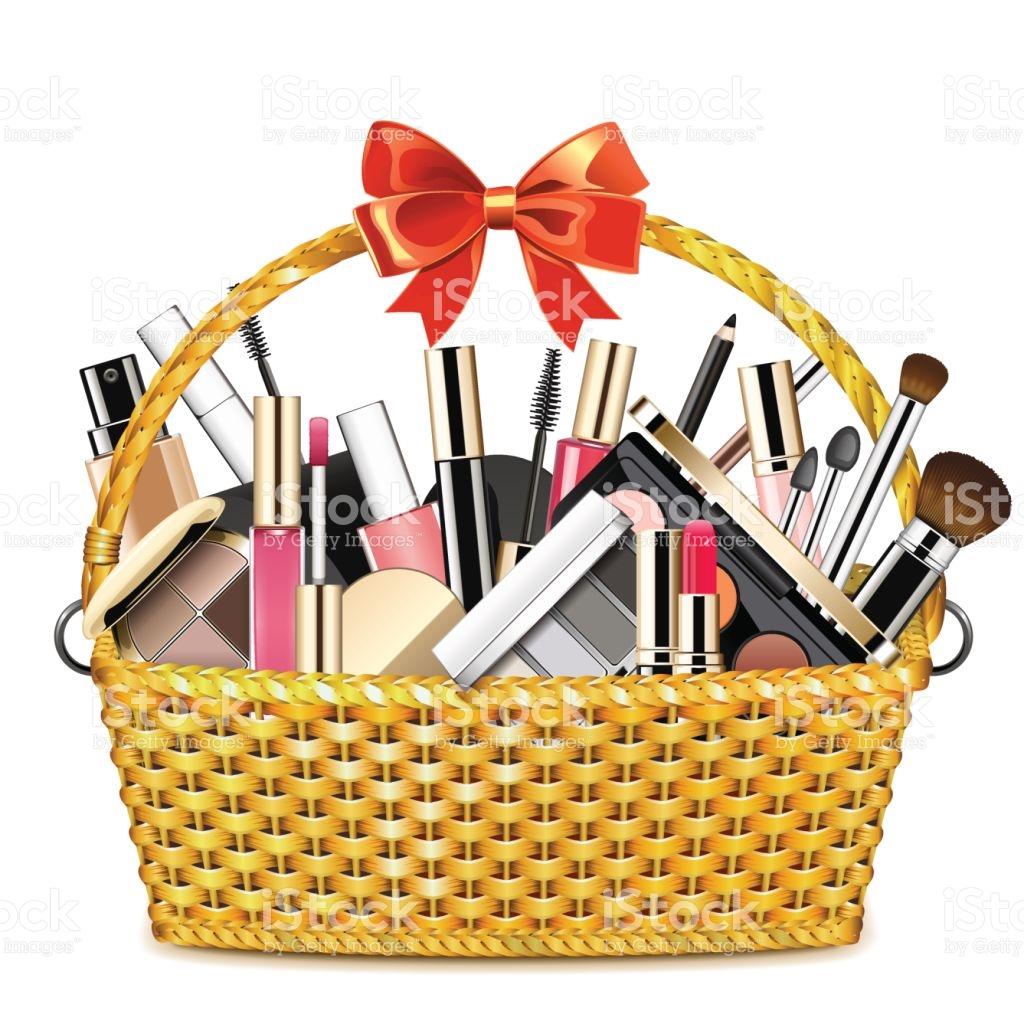 1024x1024 Basket Clipart Makeup