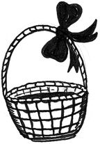 144x207 Free Spring Hats, Posies, Baskets And Easter Eggs Clip Art, Page 2