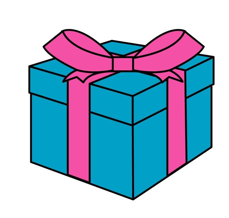 736x700 Gift Box Clip Art
