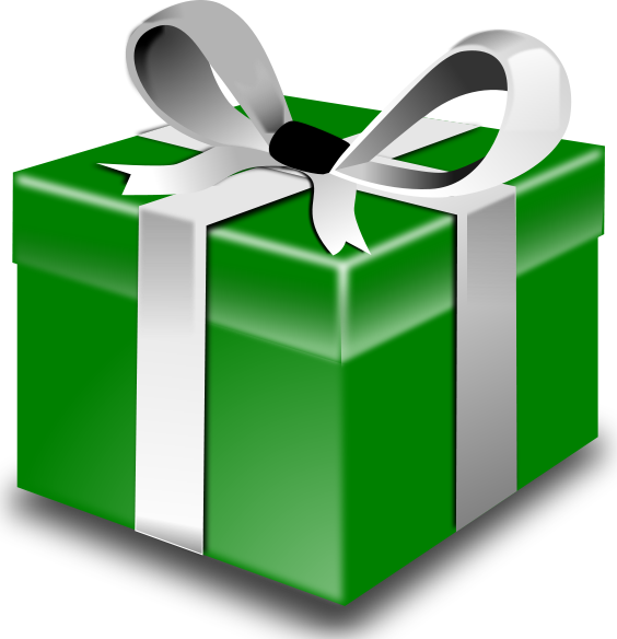 564x584 Gift Boxes Clip Art Download
