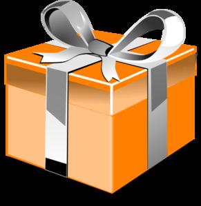 291x299 Gift Clipart Vector