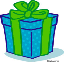 209x204 Gift Clip Art