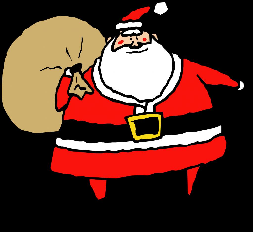 1024x936 Christmas ~ Santa Claus Gif Christmas Clip Art Free Printable