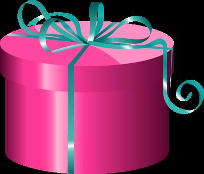 400x342 Gift Clip Art T