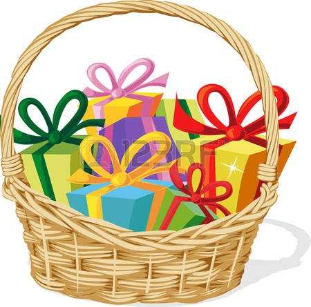 450x445 Gift Basket Clip Art Clipart Collection On Gift Basket Clip Art