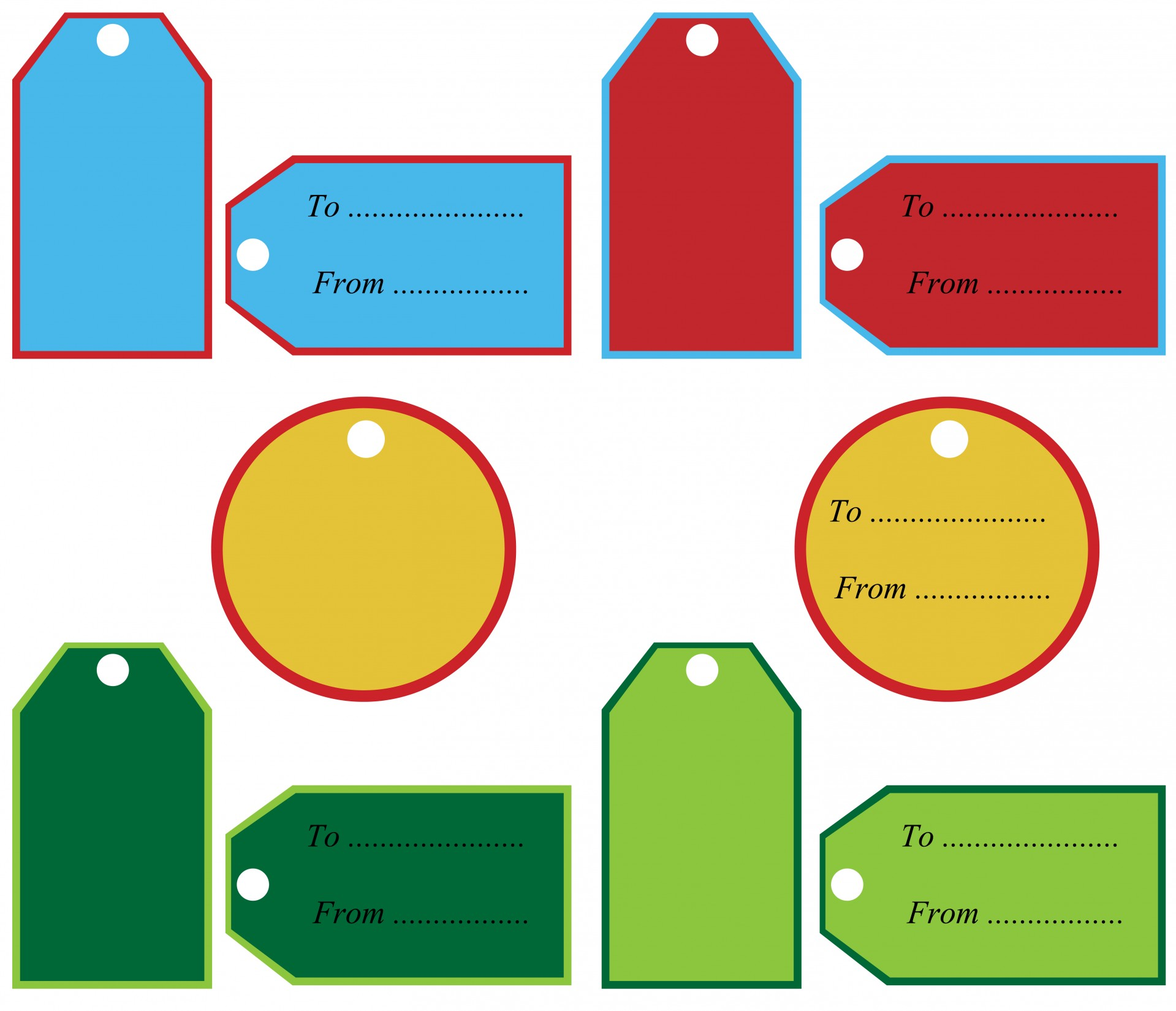 1919x1649 Gift Tags Clipart Free Stock Photo
