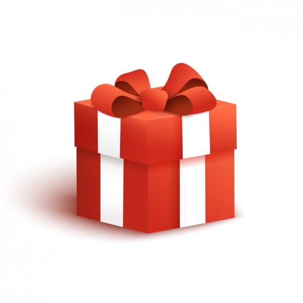 626x626 Gift Box Design Vector Free Download