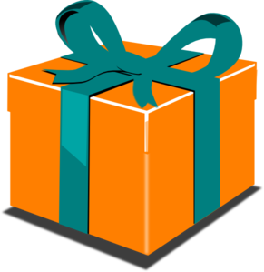 291x299 Gift Clip Art