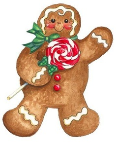 236x296 Gingerbread Man Clipart Clipart