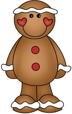 236x375 Top 79 Gingerbread Clip Art