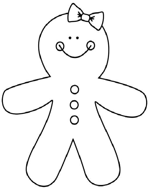 510x660 Disguise A Gingerbread Person Activity!