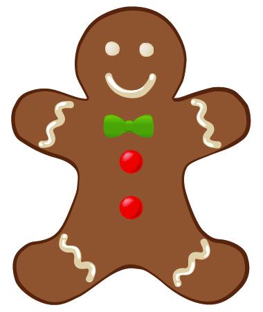 380x451 Gingerbread Man My Blog