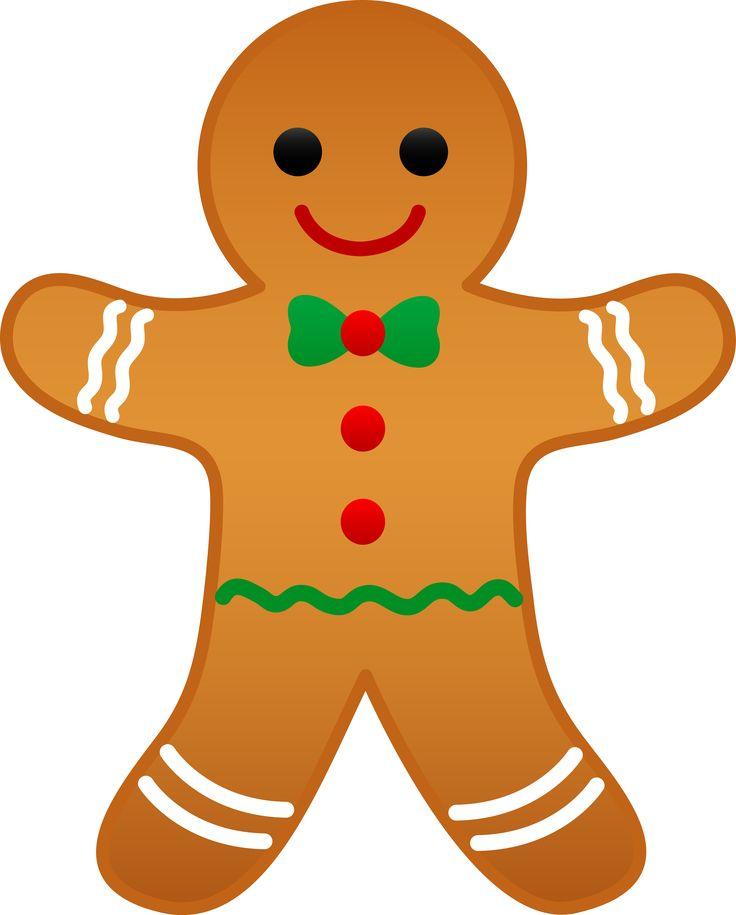 736x915 The Best Gingerbread Man Template Ideas