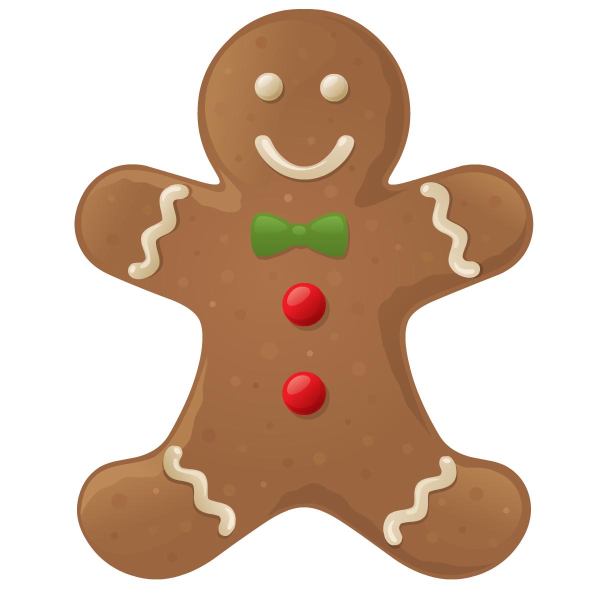 1200x1200 Gingerbread Man. Worthy Of Agape