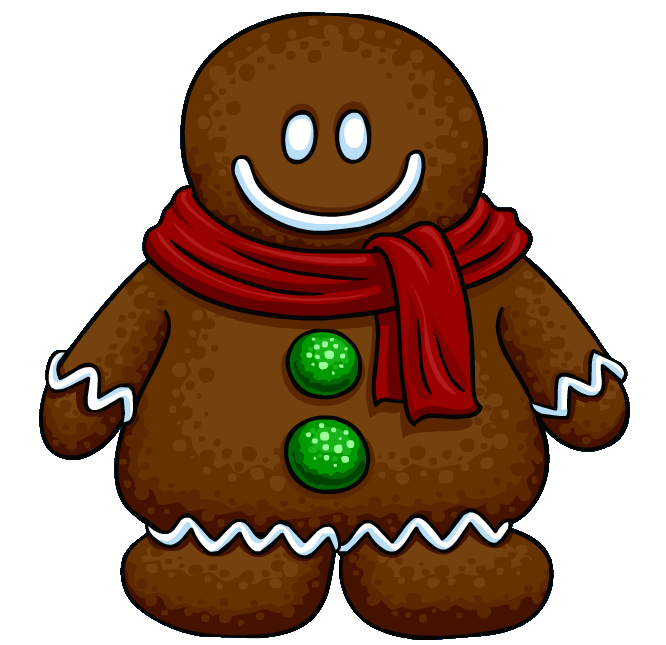 666x645 Gingerbread Cookie Costume Club Penguin Wiki Fandom Powered By