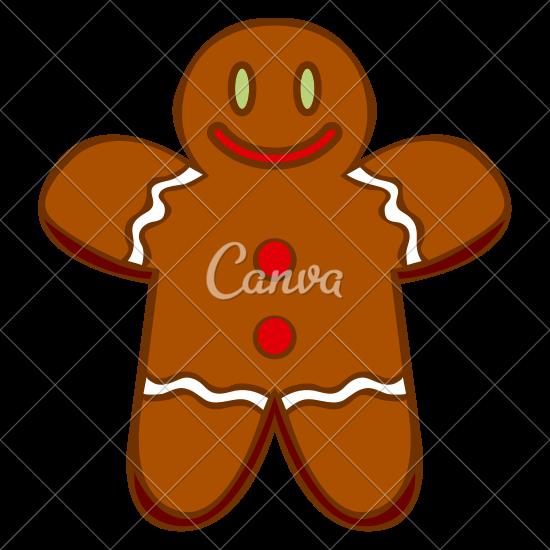 550x550 Gingerbread Cookies