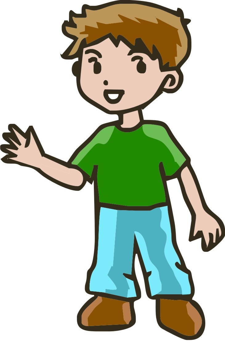 731x1139 Free Clipart Of Man