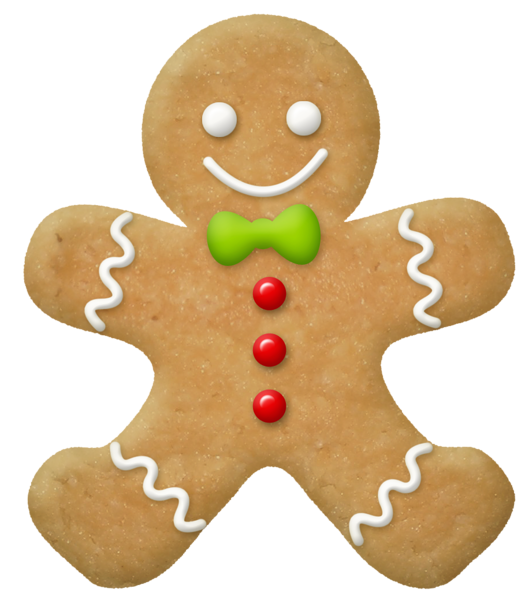 529x600 Christmas Gingerbread Png Picture Graphics