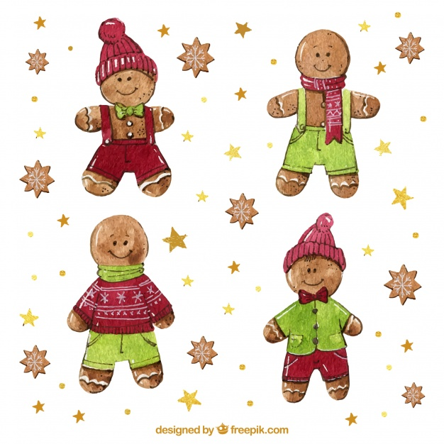 626x626 Gingerbread Man Vectors, Photos And Psd Files Free Download