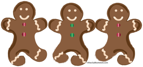 480x225 Clubfoot Gingerbread Cookies Recipe The Clubfoot Store