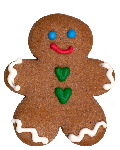 409x512 Gingerbread Man Cookies Pictures (54 Photos)