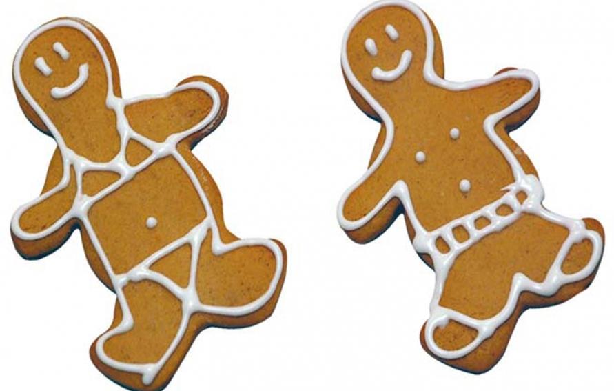 891x567 Gingerbread Men Recipe Edible Jersey
