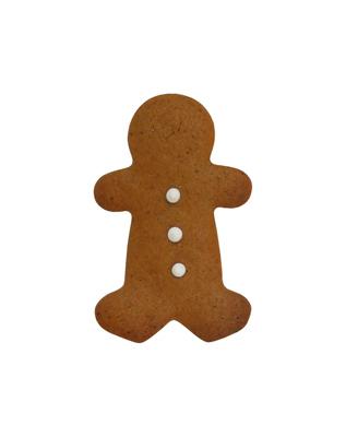 317x400 Mini Gingerbread Man Cookie Cutter 1