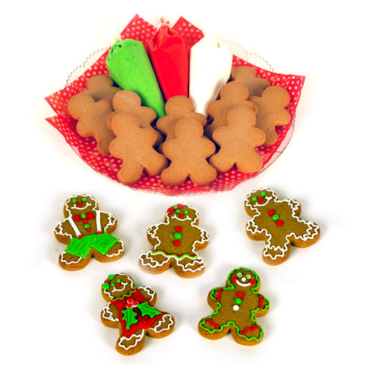 530x530 Christmas Cookie Decorating Kit Party Favors Cookies By Design