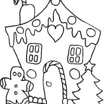 216x216 Gingerbread House Netart