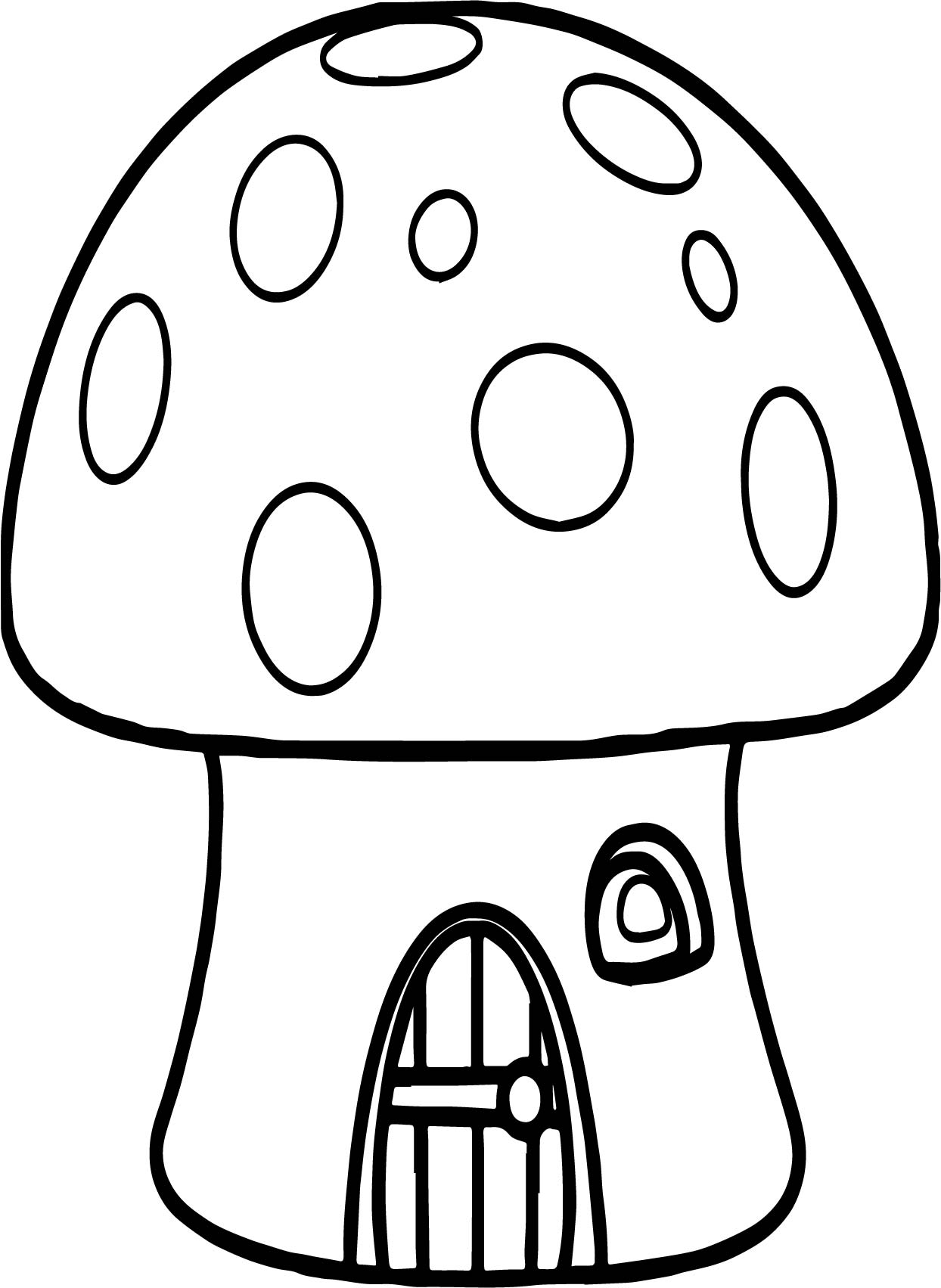 Gingerbread House Coloring Pages | Free download on ClipArtMag