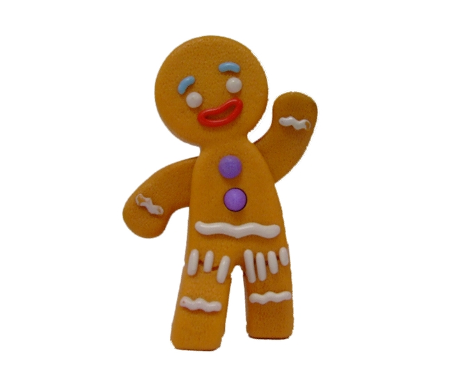 668x556 Gingerbread Clipart Shrek
