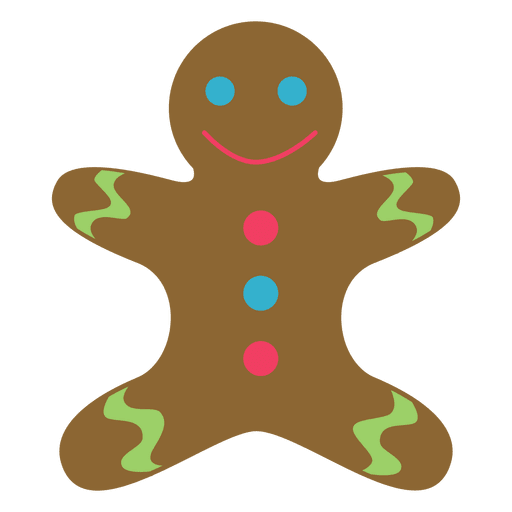 512x512 2016 New Year Gingerbread