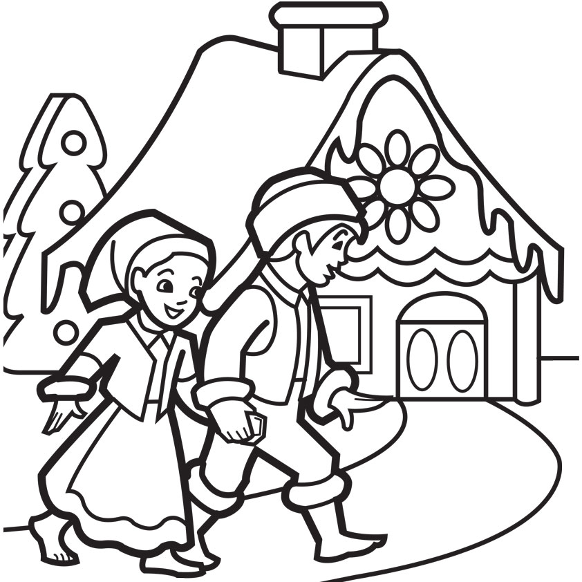 842x842 Fancy Gingerbread Man Coloring Pages Printable At Awesome Article