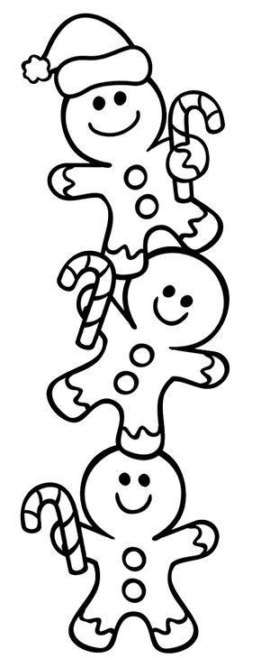 290x740 Best Gingerbread Man Crafts Ideas Gingerbread