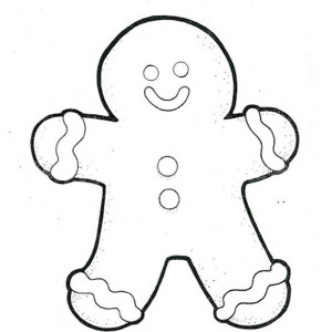 300x300 Man Color Page 1126x1258 Outstanding Christmas Gingerbread Coloring Pages With