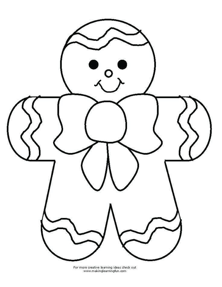 736x952 X A Previous Image Next Wallpaper Gingerbread Man Coloring Pages