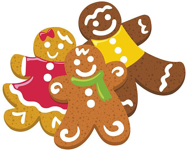 Gingerbread Men Image