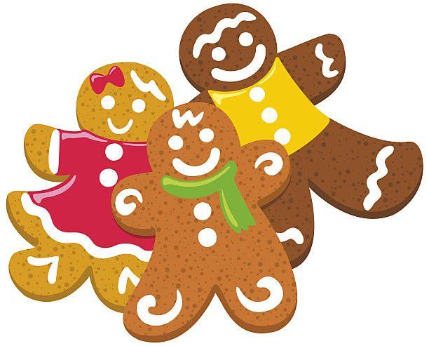 Gingerbread Men Image