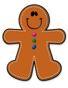 236x305 Gingerbread Clip Art