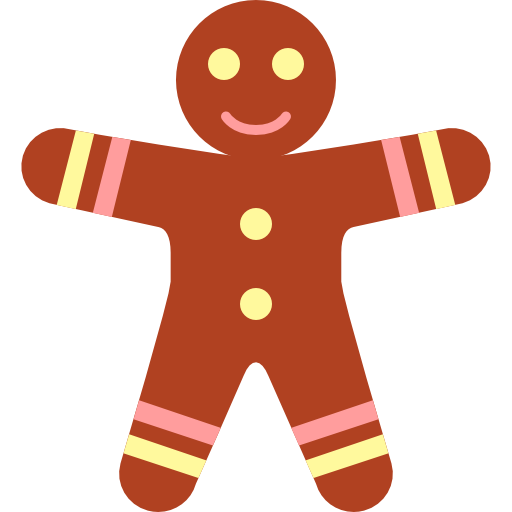 512x512 Gingerbread Man Gingerbread Men Clipart Web 5