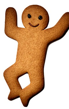 233x367 Gingerbread People Revert To Men