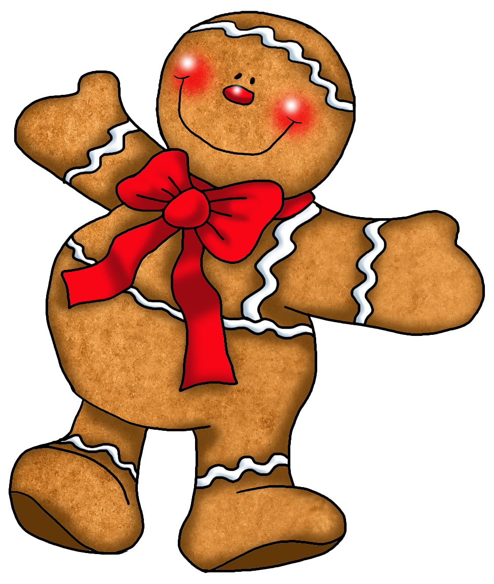 975x1151 Best Gingerbread Man Clipart