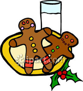 272x300 Gingerbread Cookie Clip Art