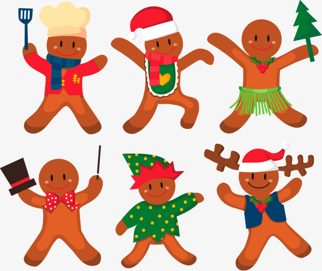 650x548 Gingerbread Man Png Images Vectors And Psd Files Free Download