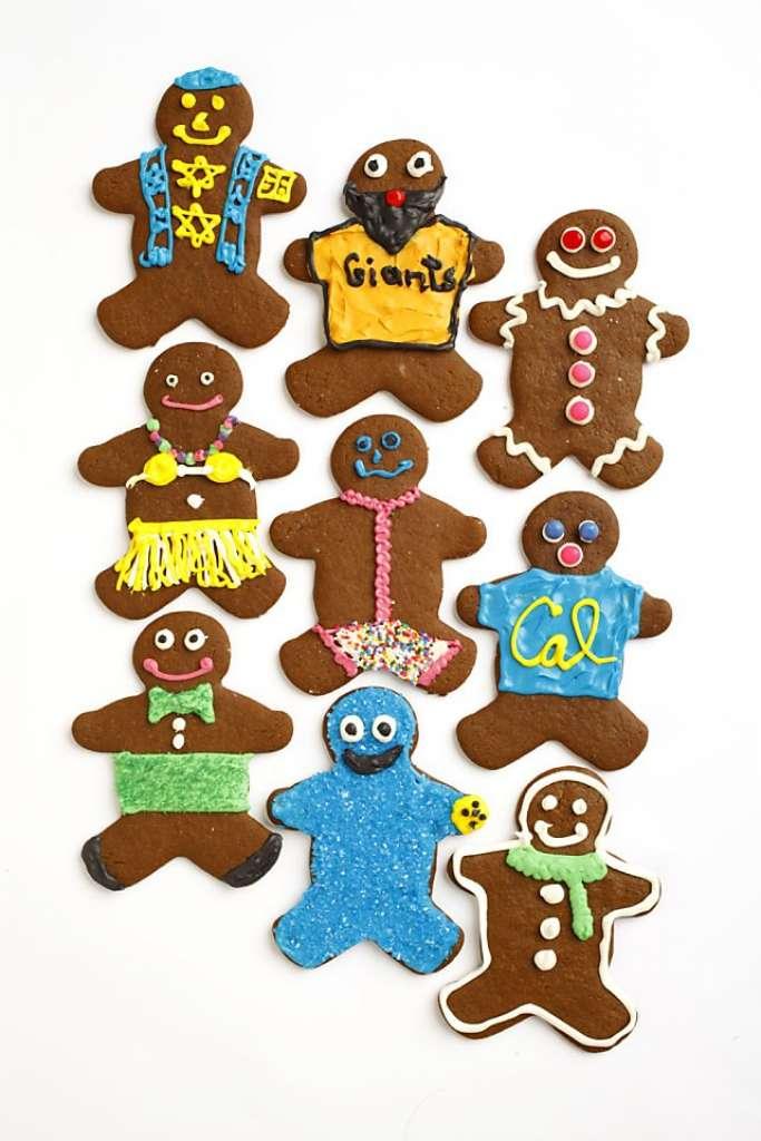 683x1024 Gingerbread Cookies Evoke Fond Memories